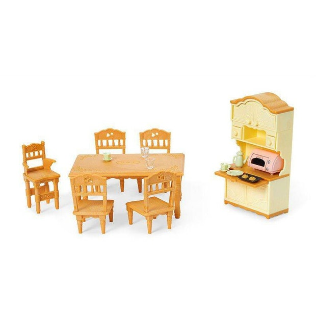 SF Dining Room Set 19
