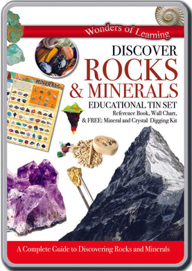 Discover Tin Rocks and Minerals
