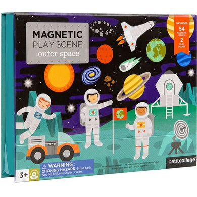 PC Outer Space Mag Play Set