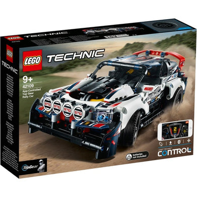 Lego Tech App Top Gear Car 42109