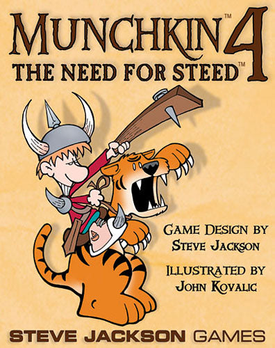 Munchkin Need For Speed Game