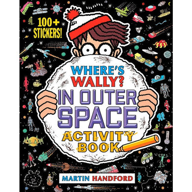 Wheres Wally? In Outer Space