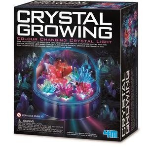 Colour Changing Crystal Light