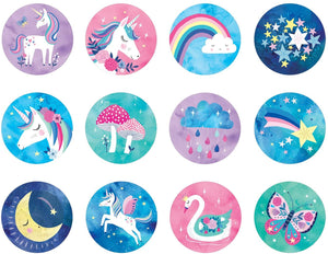 Unicorn Mini Memory Match Game