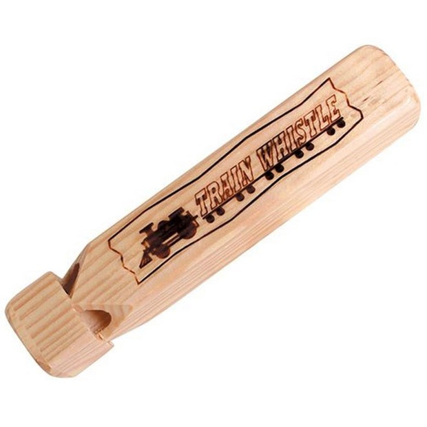 Wooden Train Whistle TS