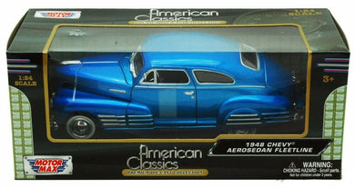 1948 Chevy Aero Fleetline 1:24