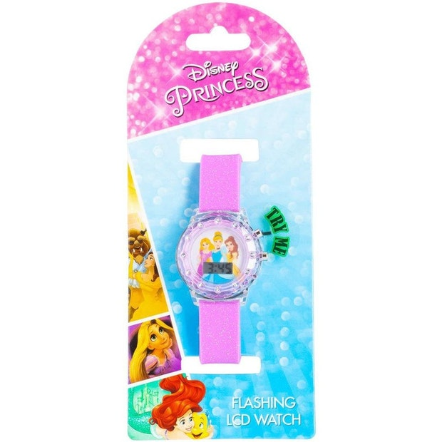 Digital Light Up Watch Disney Princess