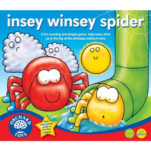 Load image into Gallery viewer, Insey Winsey Spider Game