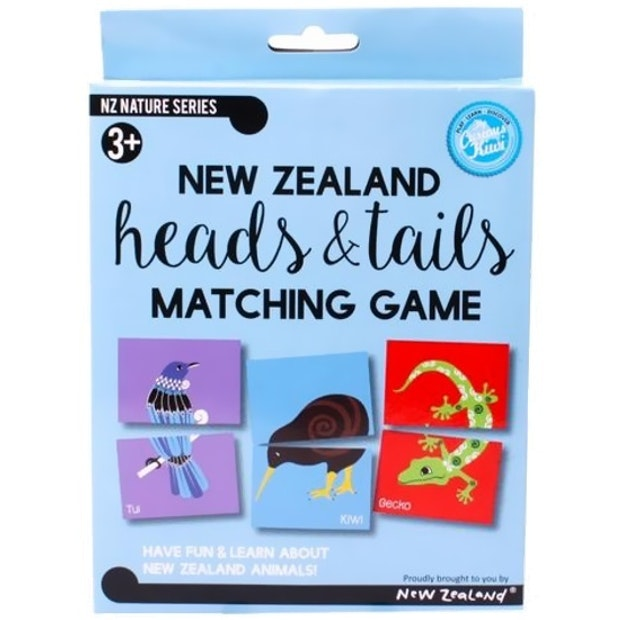 NZ Heads and Tails Game