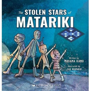 The Stolen Stars of Matariki Bk