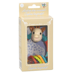 Sophie the Giraffe Multi Tex Rattle