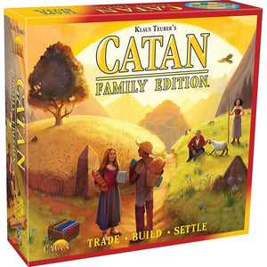 Catan Family Ed