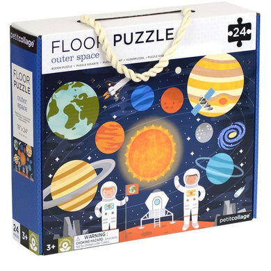 PC Outer Space Floor Puzzle