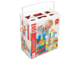 Hape 101 Beech Wood Blocks