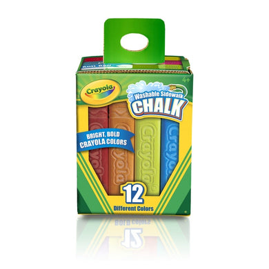 12 Sidewalk Chalk (Box)