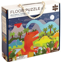 Load image into Gallery viewer, PC Dinosaur Floor Puzzle