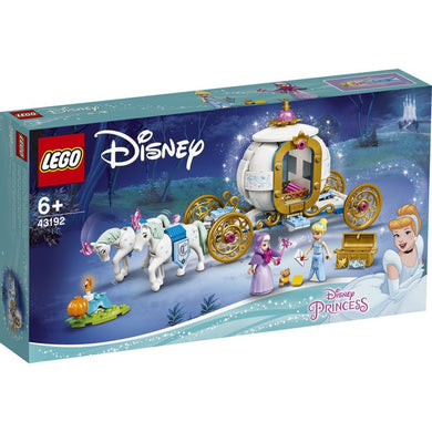 Lego Disney Cinderellas Royal Carriage 43192