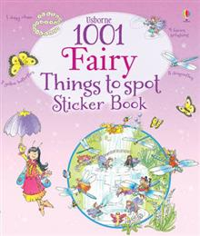 1001 Fairy Things Spot Bk