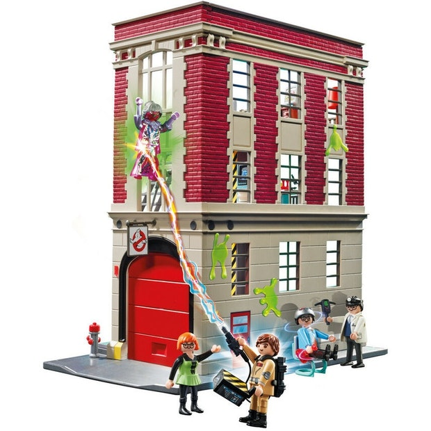 PL Ghostbusters Firehouse