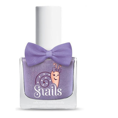 Snails Nail Polish Purple Comet