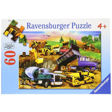 Load image into Gallery viewer, Construction Crowd Puzzle 60pc