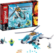 Load image into Gallery viewer, Lego Ninjago Shuricopter 70673
