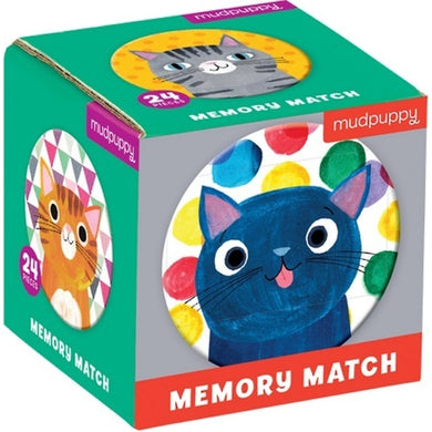 Cats Meow Memory Match Game