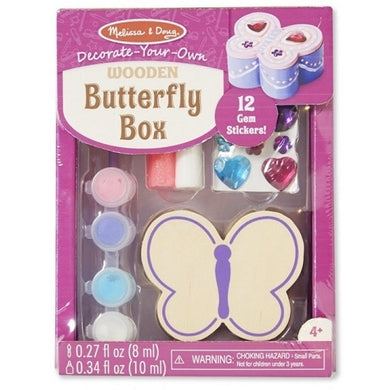 MD Butterfly Box