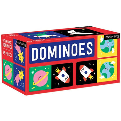 Outer Space Dominoes