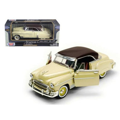 1950 Chevy Bel Air 1:24