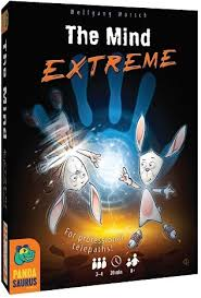 The Mind Extreme Game