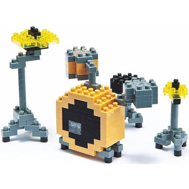 Nanoblock 24 Drum Set