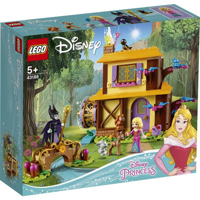 Lego Disney Auroras Forest Cottage 43188