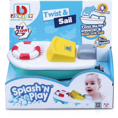 Splash N Play Twist & Sail