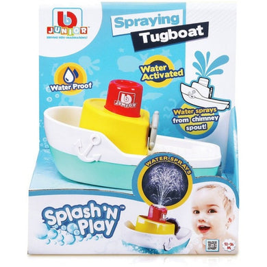 Splash N Play Spraying Tug Boat