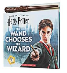 Wand Chooses the Wizard Bk