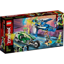 Load image into Gallery viewer, Lego Nin Jay and Lloyds Racers 71709