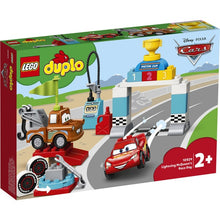 Load image into Gallery viewer, Lego Duplo McQueens Race Day 10924