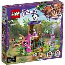 Load image into Gallery viewer, Lego Friends Panda Tree House 41422