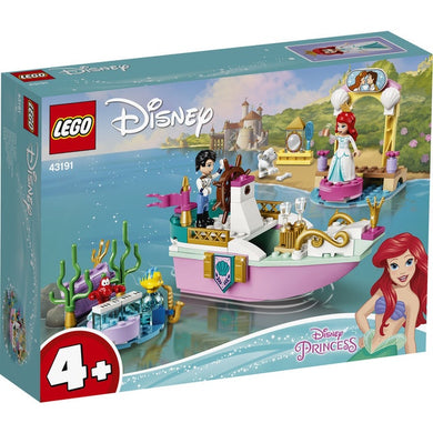 Lego Disney Ariels Celebration Boat 43191