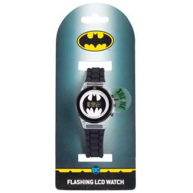 Digital Light Up Watch Batman