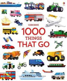 1000 Things That Go Bk