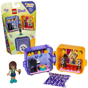 Lego Friends Andreas Play Cube 41400