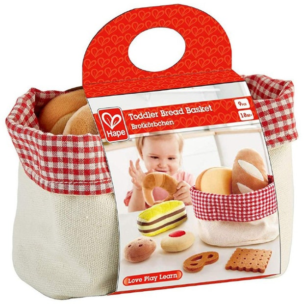 Hape Toddler Bread Basket