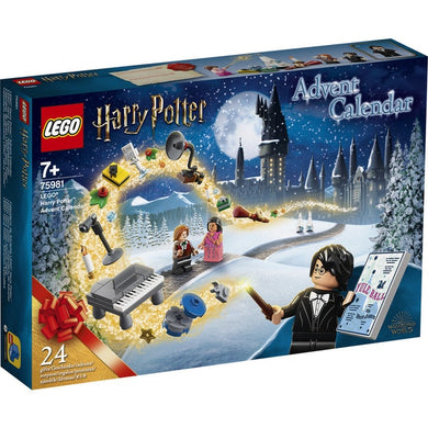 Lego Advent Harry Potter 75981
