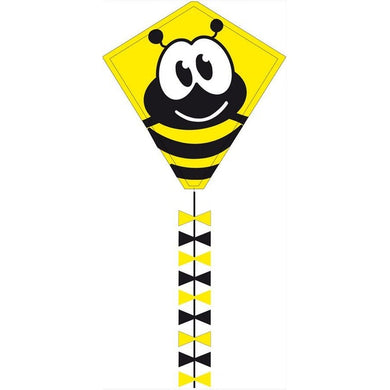 Eddy Bumble Bee 50cm Diamond Kite