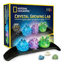 NG Light Up Crystal Growing Lab