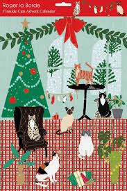 Fireside Cats Advent Calendar