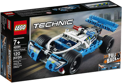 Lego Tech Police Pursuit 42091