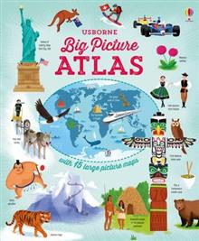 Big Picture Atlas Bk